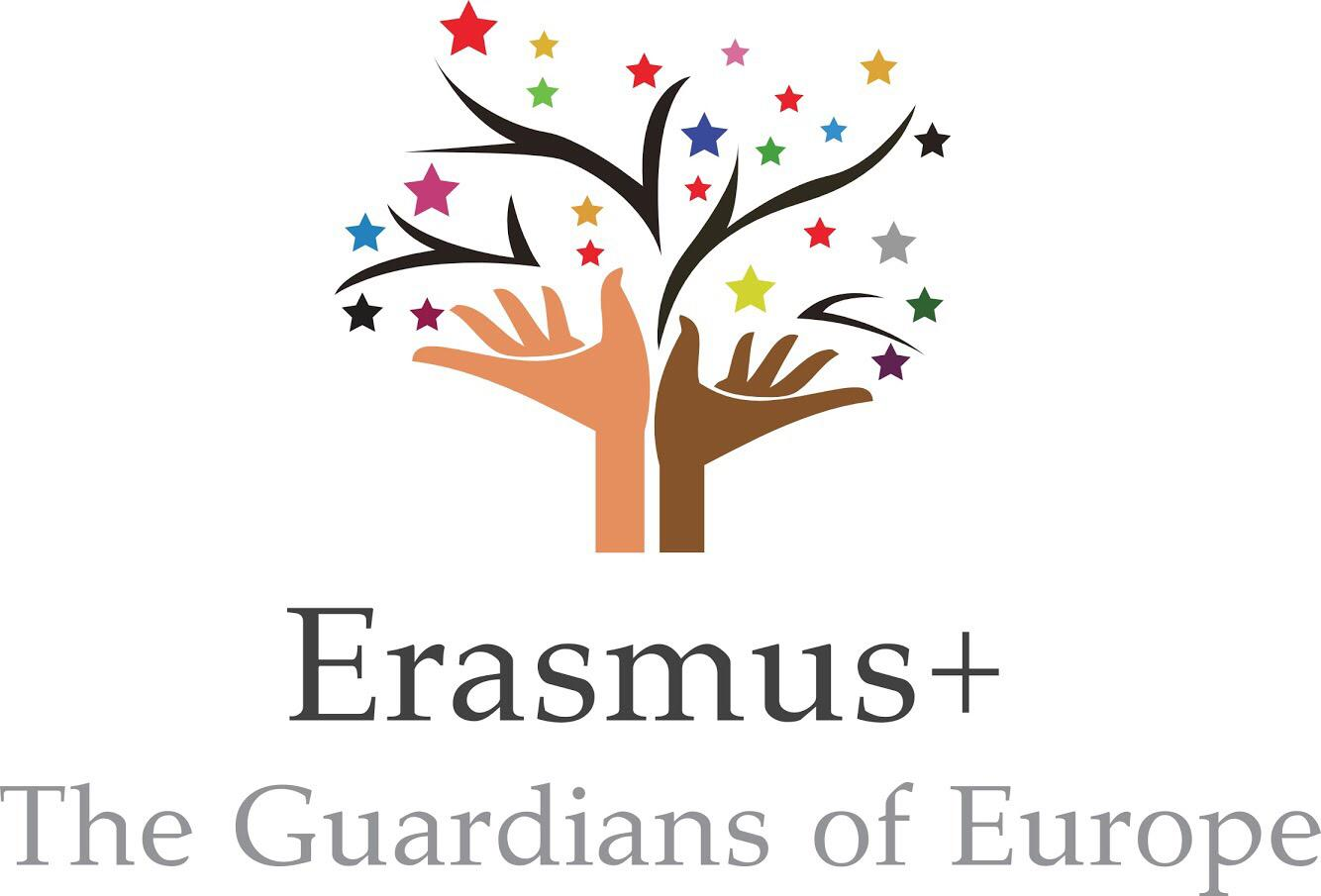 Erasmus+ - The Guardians of Europe